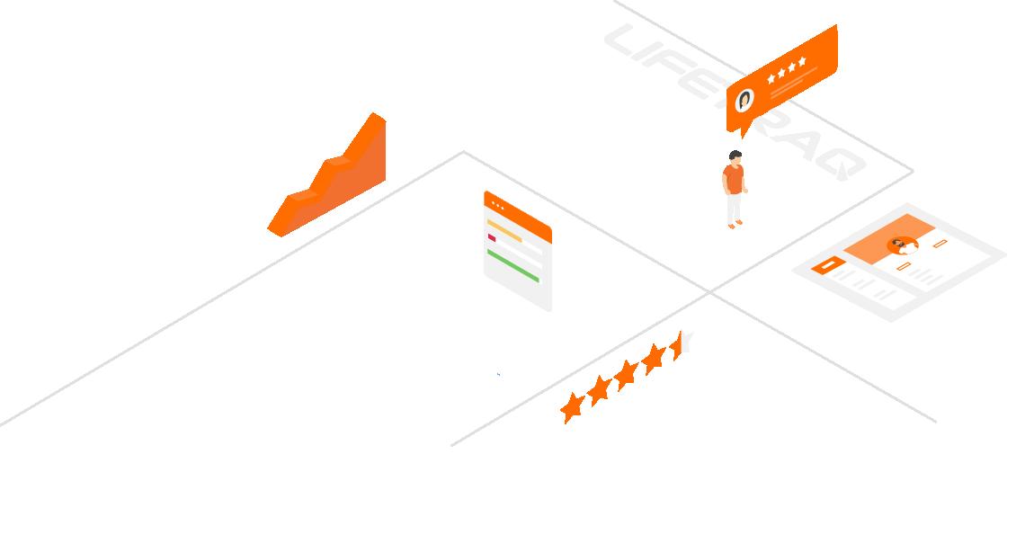 lifetraq ścieżka rozwoju